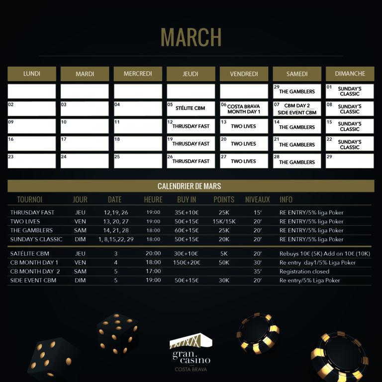 marzo poker french